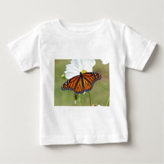 Monarch on Cosmos Baby T-Shirt