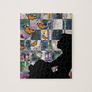 MONARCH TIME JIGSAW PUZZLE