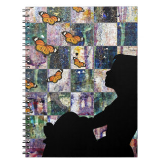 MONARCH TIME NOTEBOOK