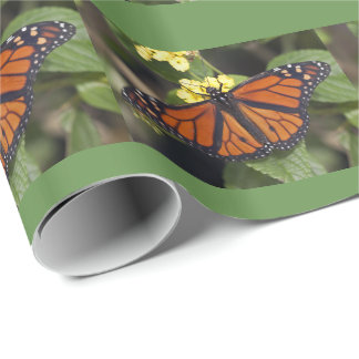 Monarch Wrapping Paper