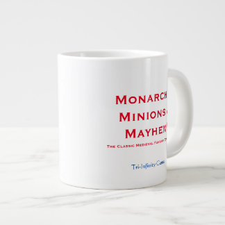 Monarchs, Minions & Mayhem! Coffee Mug Jumbo Mug