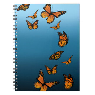 Monarchs Notebooks