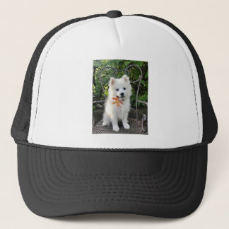 MONA'S DESIGNS TRUCKER HAT