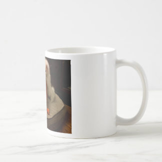 MONA'S PUMPKIN COFFEE MUG
