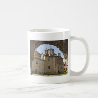 Monastery in Serbia Coffee Mug