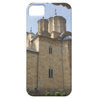 Monastery in Serbia iPhone 5 Cases