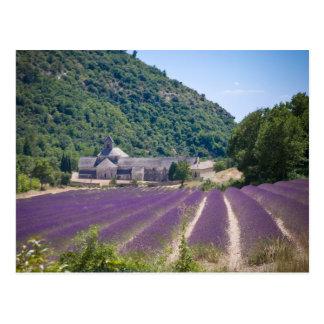 Monastery Postcard
