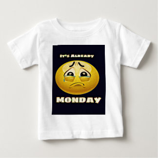 Monday Blues Baby T-Shirt