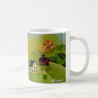 Monday Morning Coffee Mug