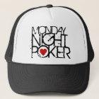 Monday Night Poker Trucker Hat