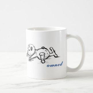 Monday; owned coffee mug