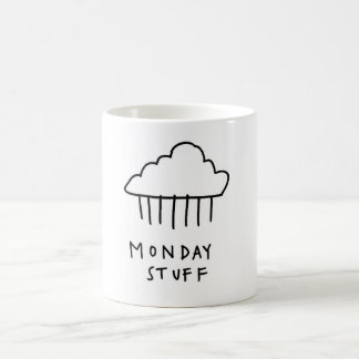 Monday Stuff Coffee Mug