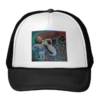 Monday the Mermaid. Trucker Hat