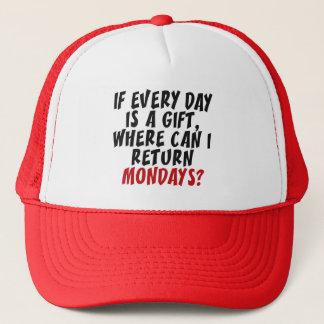 Mondays hats