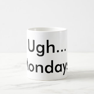 Mondays Mug