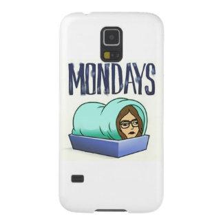 Mondays suck phone case