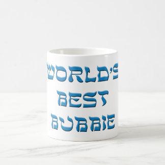 Mondes meilleur Bubbie Tasse À Café