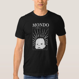 Mondo 2000 how fast are you? how dense? shirt