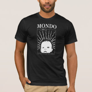Mondo 2000 how fast are you? how dense? T-Shirt