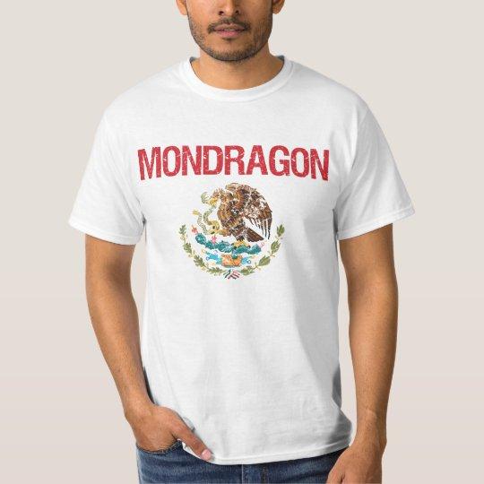 Mondragon Surname T-Shirt