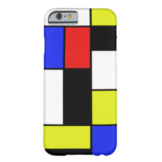 Mondriaan #20 barely there iPhone 6 case