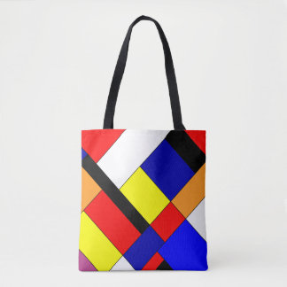 Mondriaan #9 tote bag