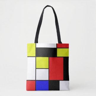 Mondrian #21 tote bag