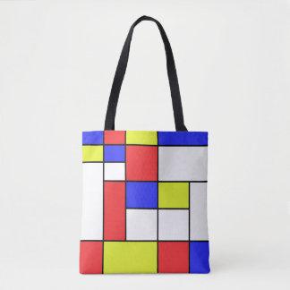 Mondrian #24 tote bag