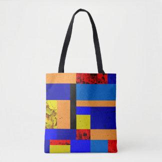 Mondrian #3 tote bag