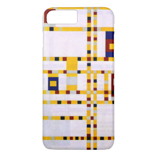 Mondrian - Broadway Boogie Woogie iPhone 8 Plus/7 Plus Case