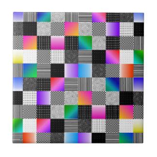 Mondrian Couture Tiles