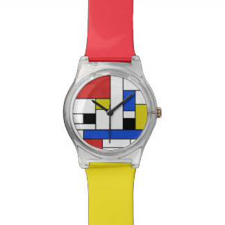 Mondrian Lines May 28th Watch
