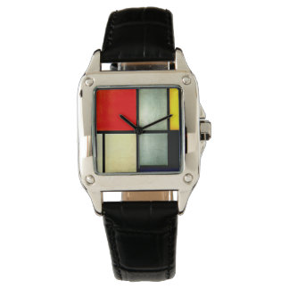 Mondrian - Tableau 3 Watch