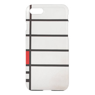 Mondrian - Trafalgar Square iPhone 8/7 Case