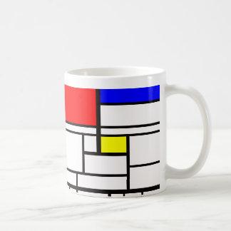 mondrian's cup