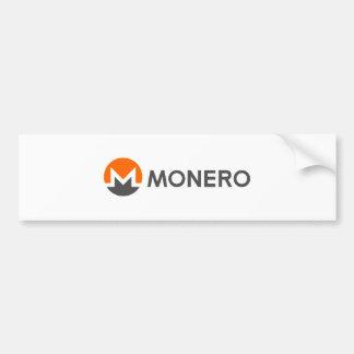 Monero Fans Bumper Sticker