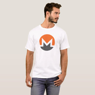 Monero Logo Symbol Crypto Coin T-Shirt
