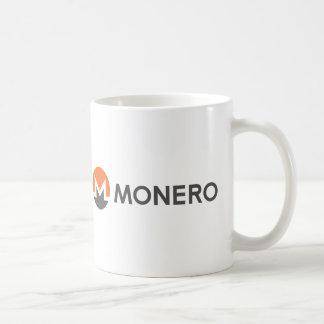Monero Logo Symbol Cryptocurrency Coin Coffee Mug