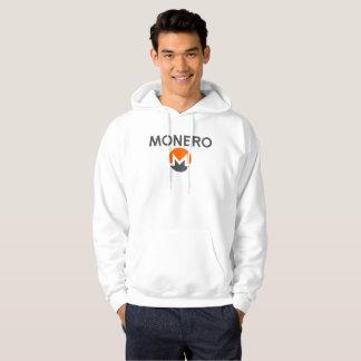 Monero Logo Symbol Cryptocurrency Crypto Hoodie