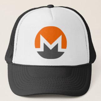 Monero Miner Trucker Hat