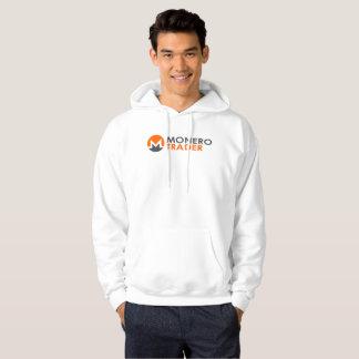 Monero Trader Logo Symbol Cryptocurrency Hoodie