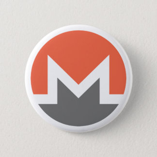 Monero (xmr) 2 inch round button
