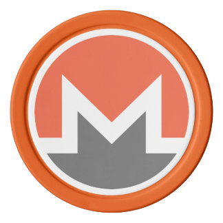 Monero (xmr) poker chips