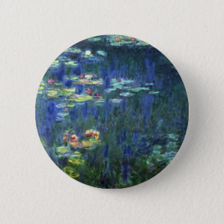 Monet 2 Inch Round Button