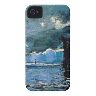 Monet A Seascape Shipping iPhone 4 Case-Mate Case