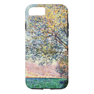 Monet: Antibes in the Morning iPhone 7 Case