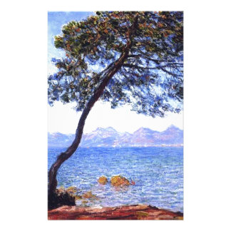 Monet Antibes Stationery