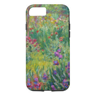 Monet - Artist's Garden at Giverny iPhone 7 Case