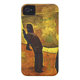 Monet at the Museum of Modern Art NYC Case-Mate iPhone 4 Cases