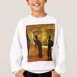 Monet at the Museum of Modern Art NYC Sweatshirt
